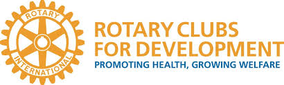 logo Rotary Clubs for Development