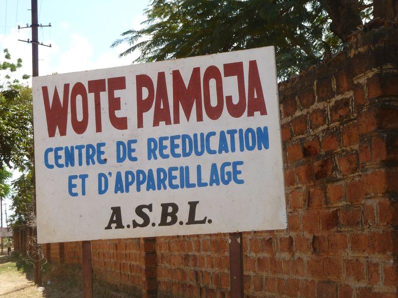 centre Wote Pamoja
