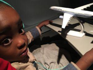David avion maquette SN