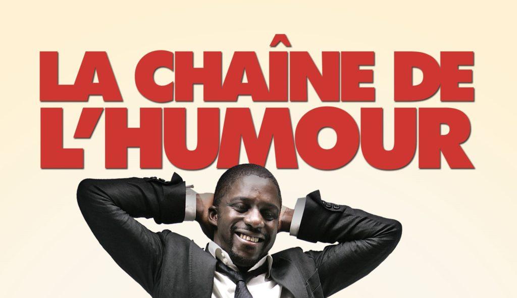 Visuel Chaîne de l'Humour